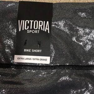 Victoria's Secret Shorts - Victoria's Secret bike shorts